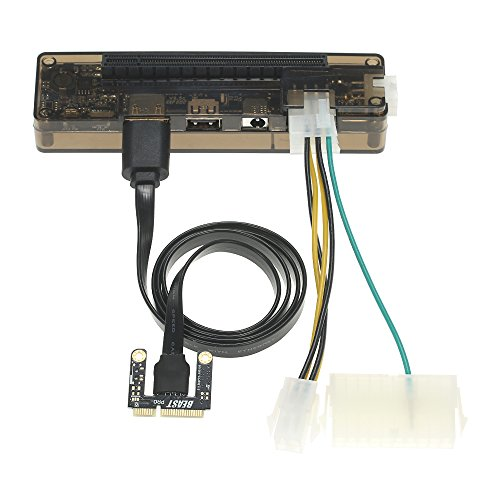 Laptop External Independent Video Card Graphics Dock Mini PCI-E Version for V8.0 EXP GDC...