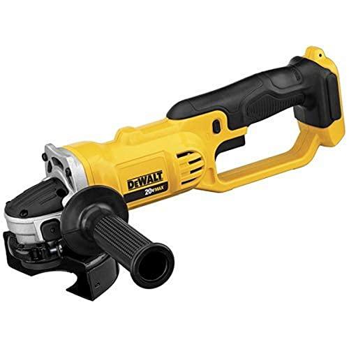 Dewalt DCG412B Herramienta cortadora de 11.4 cm para uso con batería de ion litio de 20 V máx. (únicamente incluye herramienta)