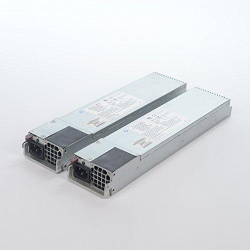 Supermicro PWS-801-1R unidad de - Fuente de alimentación (800 W, 1U)