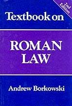 Textbook on Roman Law by Andrew Borkowski (1998-12-31)