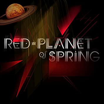 Red Planet of Spring