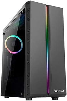 Talius Caja ATX Gaming Orbe led RGB USB 3.0