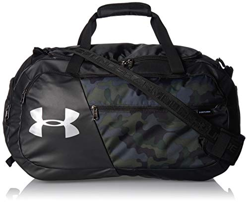 Under Armour Undeniable Duffel 4.0 Md Borsa, Unisex Adulto, Marrone