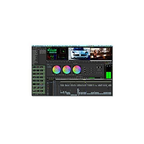 macbook video editing softwares Avid Media Composer Software with Dongle | Video Editing Software