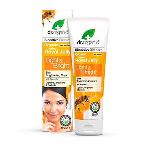 Dr. Organic Organic Royal Jelly Skin Tone Correcting Cream 125ml