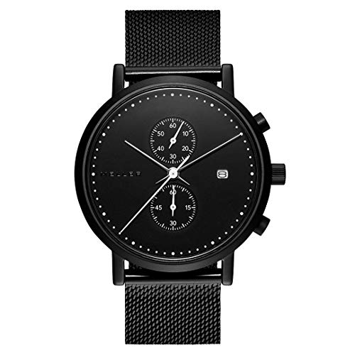 MELLER - Makonnen All Black - Relojes para Hombre y Mujer