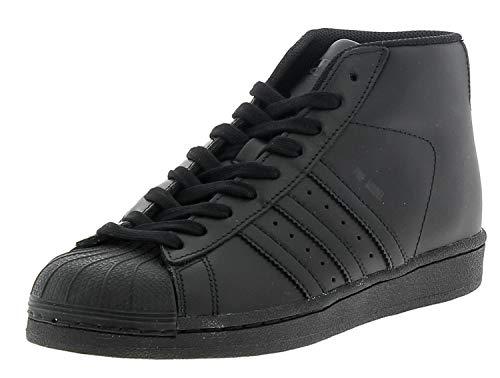adidas Pro Model, Zapatillas de Deporte Hombre, Negro (Negbas/Negbas/Negbas), 38 EU