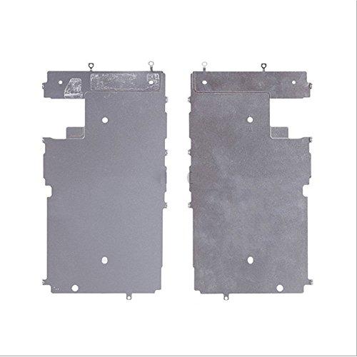 Mobofix Metal Thermal Plate & Home Button Flex Cable Heat Shield for iPhone 7 LCD Screen Digitizer,Pantalla LCD Placa de Metal y botón Inicio Flex Heat Shield para iPhone 7
