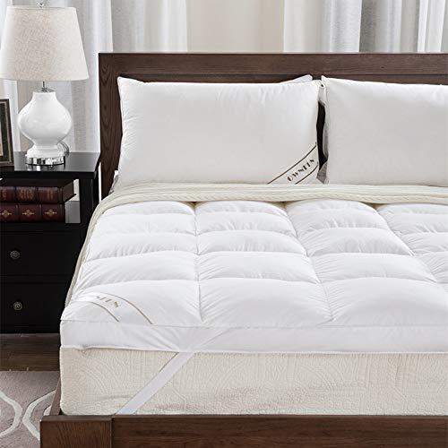 Love Home Pillowtop Matratze,Tatami Feather Velvet Atmungsaktive Japaner Plüsch-gefühl Student Schlafsaal Klappbare Matratze Matratze Schlafen-weiß 120x200cm(47x79inch)