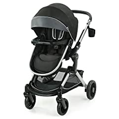 Enjoy face-to-face smiles by raising the Slide2Me seat or infant car seat to one of three height positions to find just the right ride as baby grows Reversible stroller seat can face parent or the world, for just the right ride as baby grows 3 stroll...