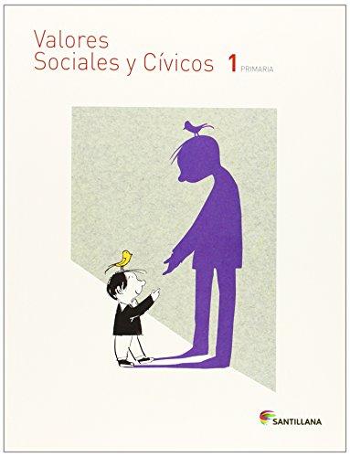 VALORES SOCIALES Y CIVICOS 1 PRIMARIA - 9788468014937