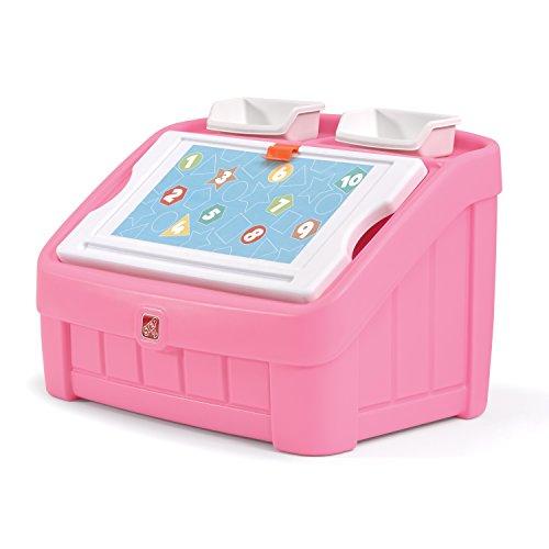 Step2–Juguete caja y tapa de arte,...