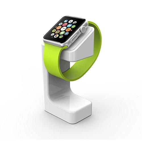 Prime Deals Day Deals Apple Watch Stand-Apple Watch charging stand for Series 6/Series 5 / Series 4 / Series 3 / Series 2 / Series 1; 38mm/40mm/42mm/44mm Apple watch (Must have Apple watch Accessories)