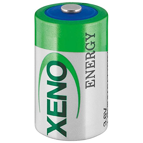LI 1/2AA 1200MAH XENO (XL-050F); Lithium-Thionylchlorid-Batterie; Xeno XL-050F - 1/2AA (ER14250) - 3,6V 1200mA