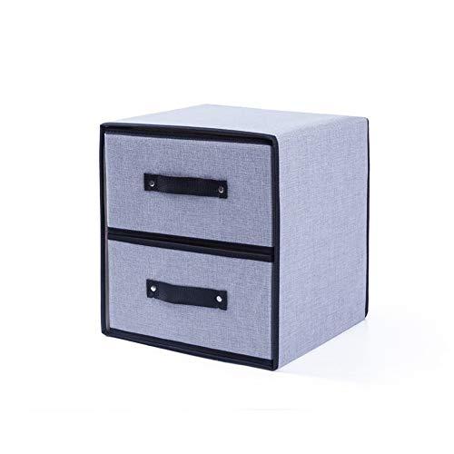 Cqiutian Caja Almacenamiento Ropa Caja Almacenamiento