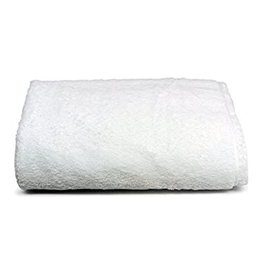 Luxury White Bath Towels, Egyptian Cotton, Ultra Soft & Absorbent, Don't Settle For Typical Hotel or Spa Towel's, Demand The Balance of Winter Park Towel Co. (Extra Large Size 30 by 55 Inches)