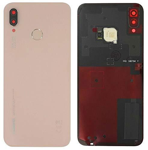 Tapa trasera de tapa de batería para Huawei P20 lite en rosa pink