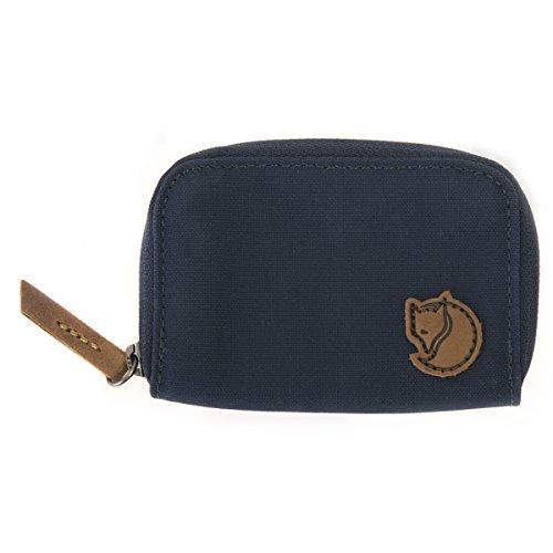 Fjällräven Fjällräven Zip Card Holder Blau, G-1000 Tasche, Größe One Size - Farbe Navy
