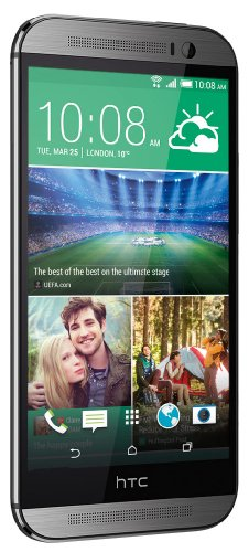 HTC One (M8) 16GB 4G Gris - Smartphone (12,7 cm (5'), 1080 x 1920 Pixeles, Multi-touch, 2,3 GHz, Qualcomm Snapdragon, 2048 MB)