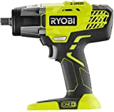 Ryobi ZRP261 18V ONE+ 3-Speed in. Impact Wrench (Bare Tool - Battery and Charger NOT Included) (Certified Refurbished)