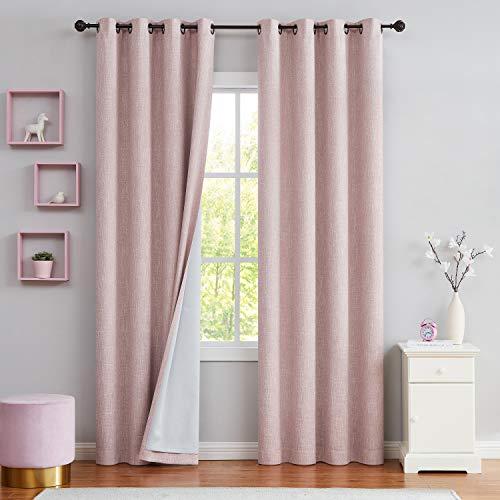 cortina rosa fabricante Central Park
