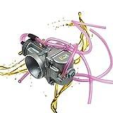 CBFYKU Moto carburatore KEIHIN PWK Modificato 34 36 38 40 42 Mm ATV corsa (Colore : 42mm)