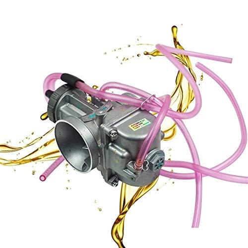ZHENDA Motocicleta carburador Modificado PWK 34 36 38 40 42 Mm ATV Racing (Color : 38mm)