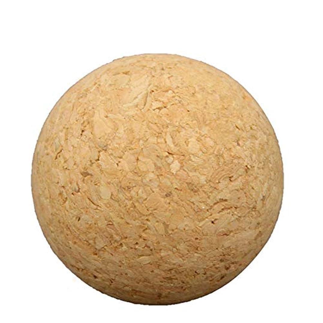 36ミリメートルコルクソリッドウッドフットボール表サッカーボールサッカーフットFussballベビーキッズフットのおもちゃ