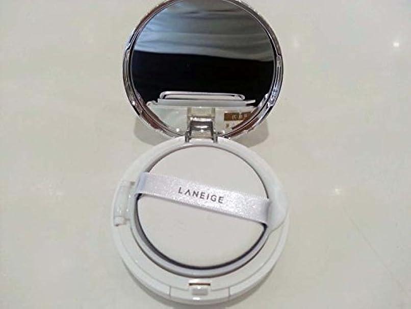 慢石炭百(ラネージュ)LANEIGE ホワイトニングBBクッション13号トゥルーベージュSPF50 + PA +++(並行輸入品)/LANEIGE BB Cushion Whitening No.13 True Beige SPF50+ PA+++