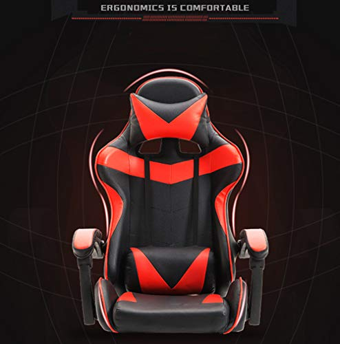 Gaming Chair Racing Style High-Back Bild 2*