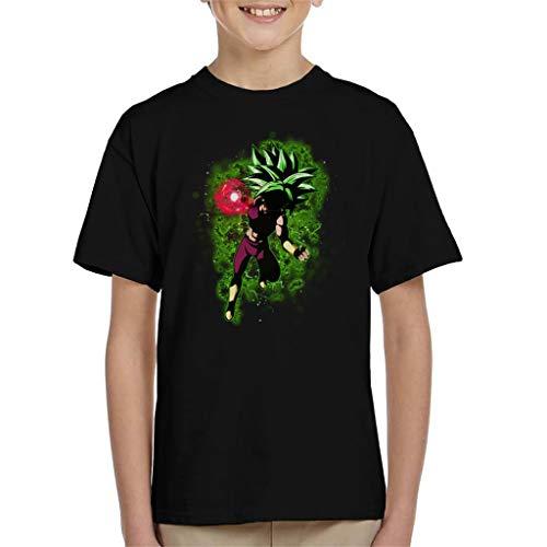 Cloud City 7 Super Saiyans Kefla Potara Kid's T-Shirt