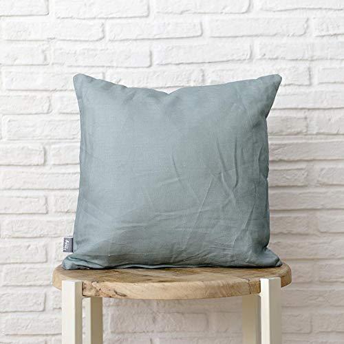 Kenay Home Cojín Classic, Azul, 45x45cm