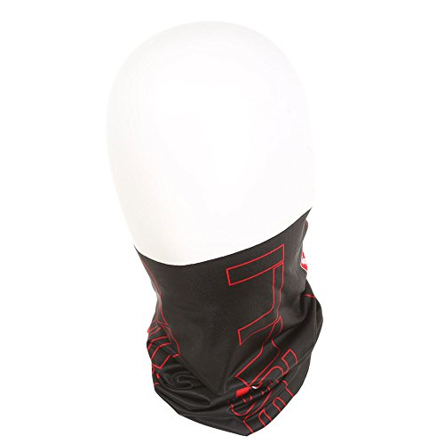 Castelli - LW Head Thingy, Color Rojo,Negro