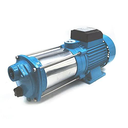 Tastalk - Bomba centrífuga de agua para el hogar o el jardín, con interruptor de presión, autoaspirante, de acero inoxidable, 1300 W, 2400 l/h, 9,8 bar