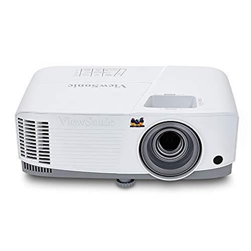 Viewsonic PG707X Proyector DLP XGA de 4000 lúmenes con Zoom óptico HDMI 1.3X y bajo retraso de Entrada para configuración doméstica...