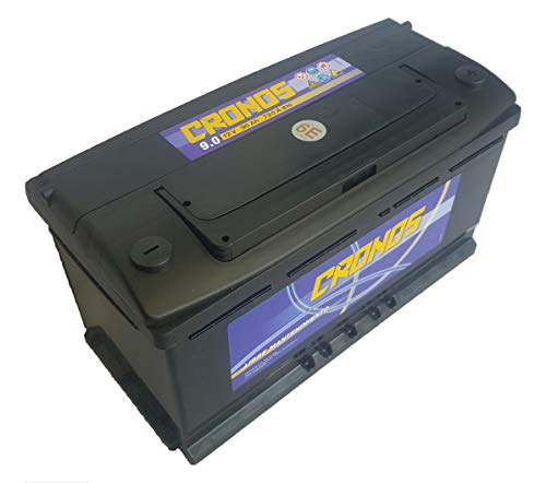 Batería de coche 95 Ah 800 Amp 24 Meses de Garantía TUDOR