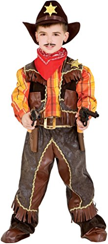 chiber Disfraces Disfraz de Cowboy para Nio (4 aos)