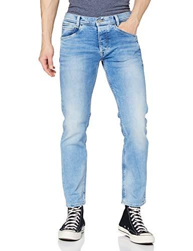Pepe Jeans Spike Vaqueros, Blue Denim S55, 40W / 34L para Hombre