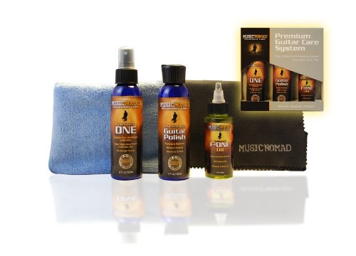 Guitar Cleaning & Care Products