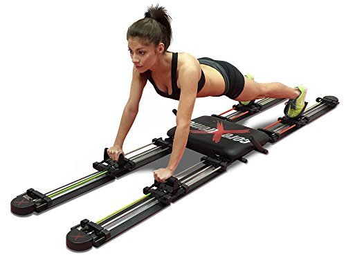 Best Review Of coreXtreme Afterburner Fitness Machine, Black