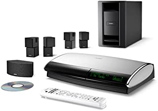 BOSE (R) 5.1 Lifestyle 48 Series III DVD Home Entertainment System (Black)