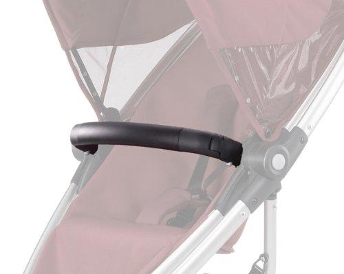 Quinny Spielbügel für Kinderwagen, praktischer Sicherheitsbügel, geeignet für Quinny Buggy Zapp Xtra und Zapp Xtra 2, schwarz