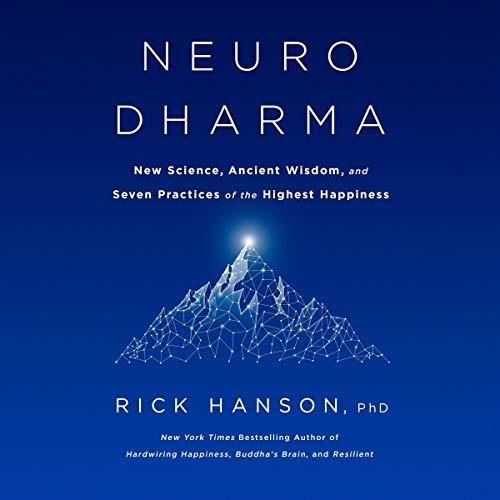 Page de couverture de Neurodharma