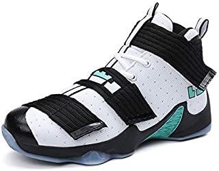 KCatsy Men's Fashion New Outdoor Trekking Casual Sports Basketball Shoes
