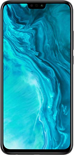 HONOR 9X Lite Midnight Black - Smartphone Bundle (6,5 Zoll Display, 128 + 4 GB) + 48MP Dual-Kamera + 8MP Frontkamera + gratis HONOR Classic Earphones [Exklusiv bei Amazon] – Deutsche Version