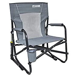 Low To Ground Camp Rocking Chair