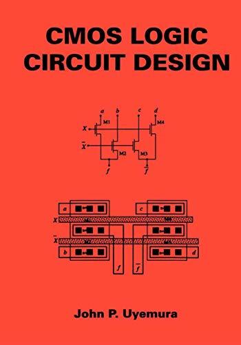 CMOS Logic Circuit Design (English Edition)