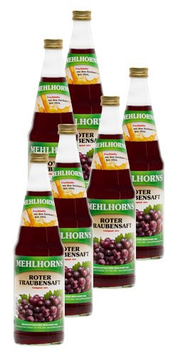 Mehlhorns Roter Traubensaft