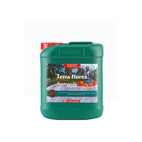 5 Liter - Terra Flores - Soil Bloom Nutrient - CANNA 9110005