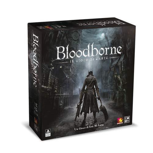 Asmodee BBN001 Bloodborne Italienische Edition Brettspiel Farbe